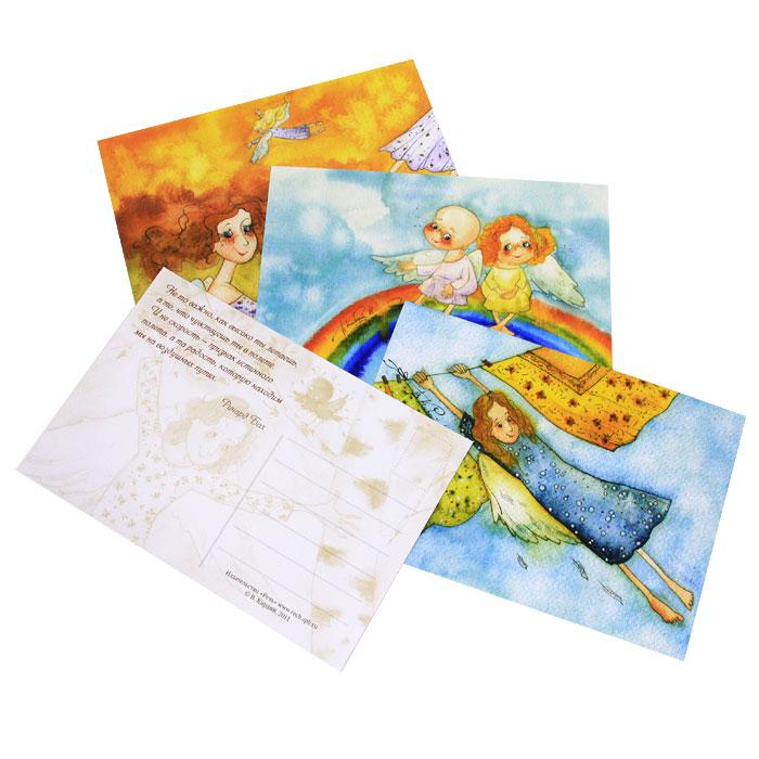 Набор открыток издательство речь