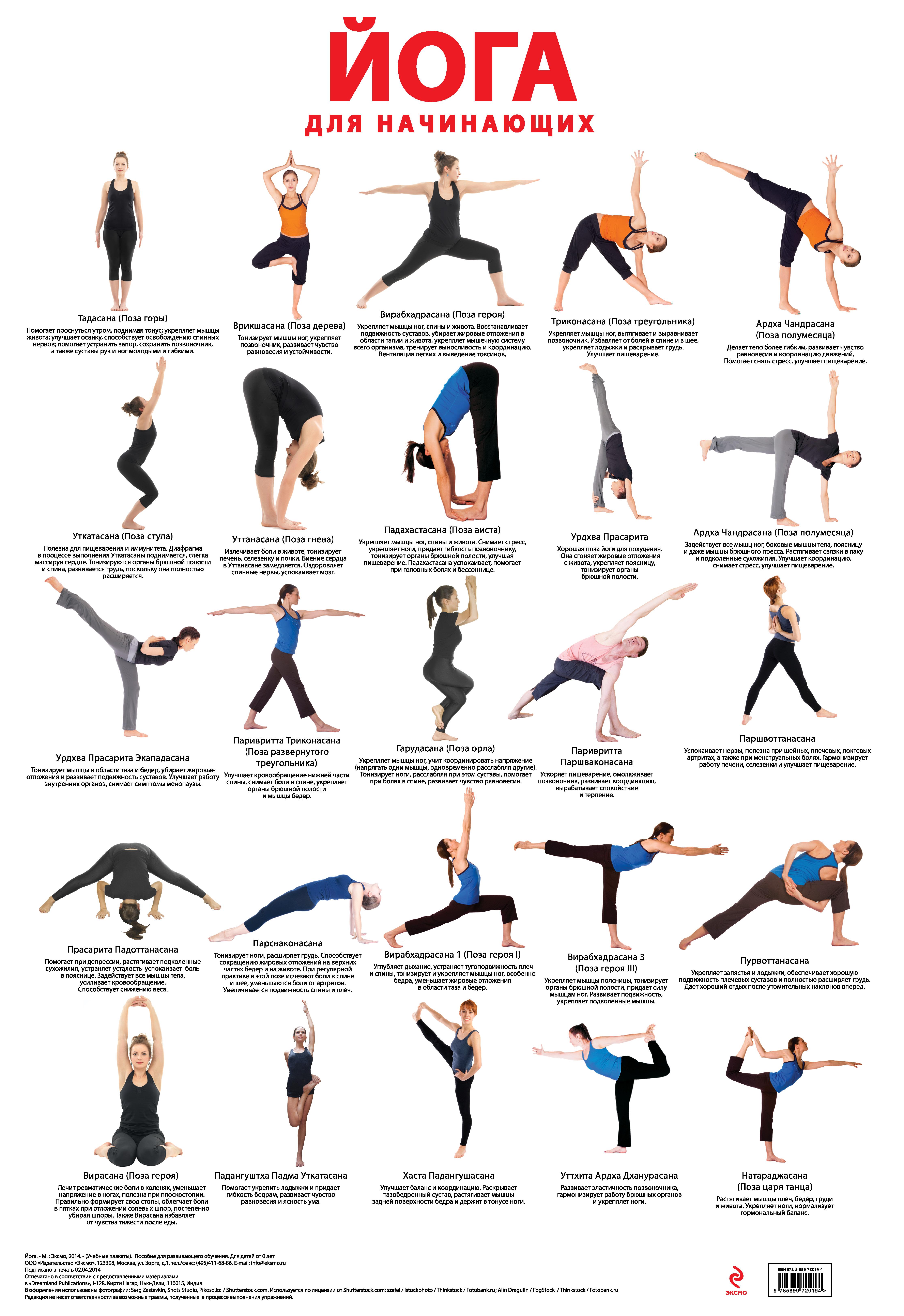 Йога До Похудения Асаны. 10 лучших йога поз для быстрой потери веса