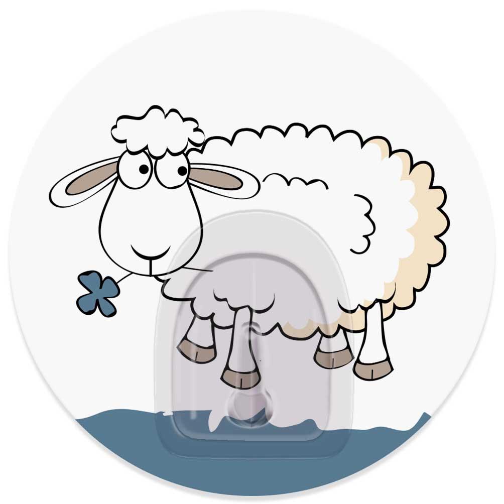 Нарисовать своими, смешные овечки в рисунках