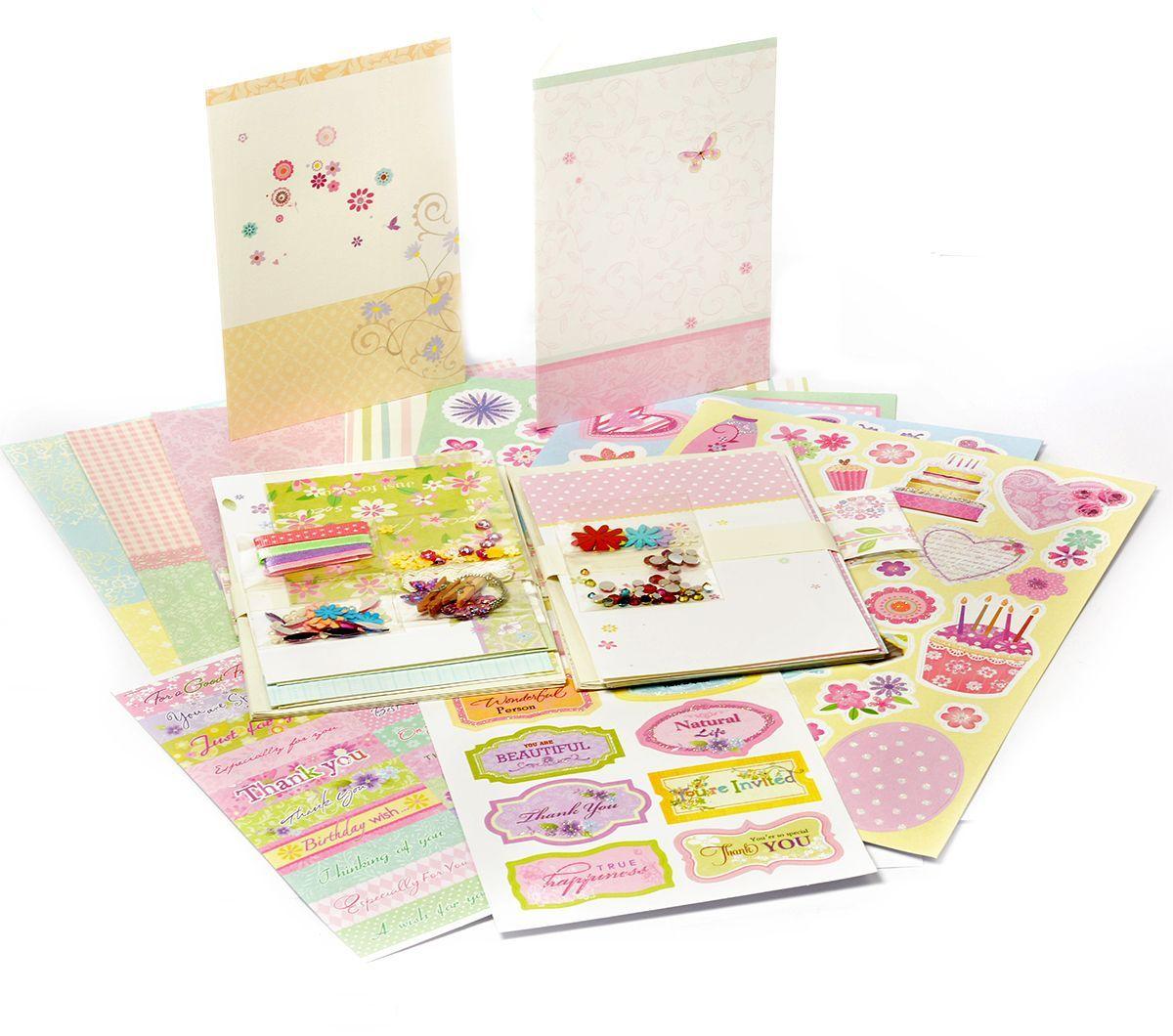 Производство наборов открыток