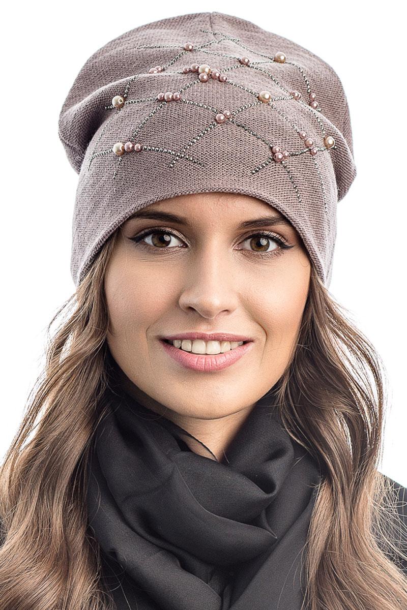 купить шапку женскую комплект