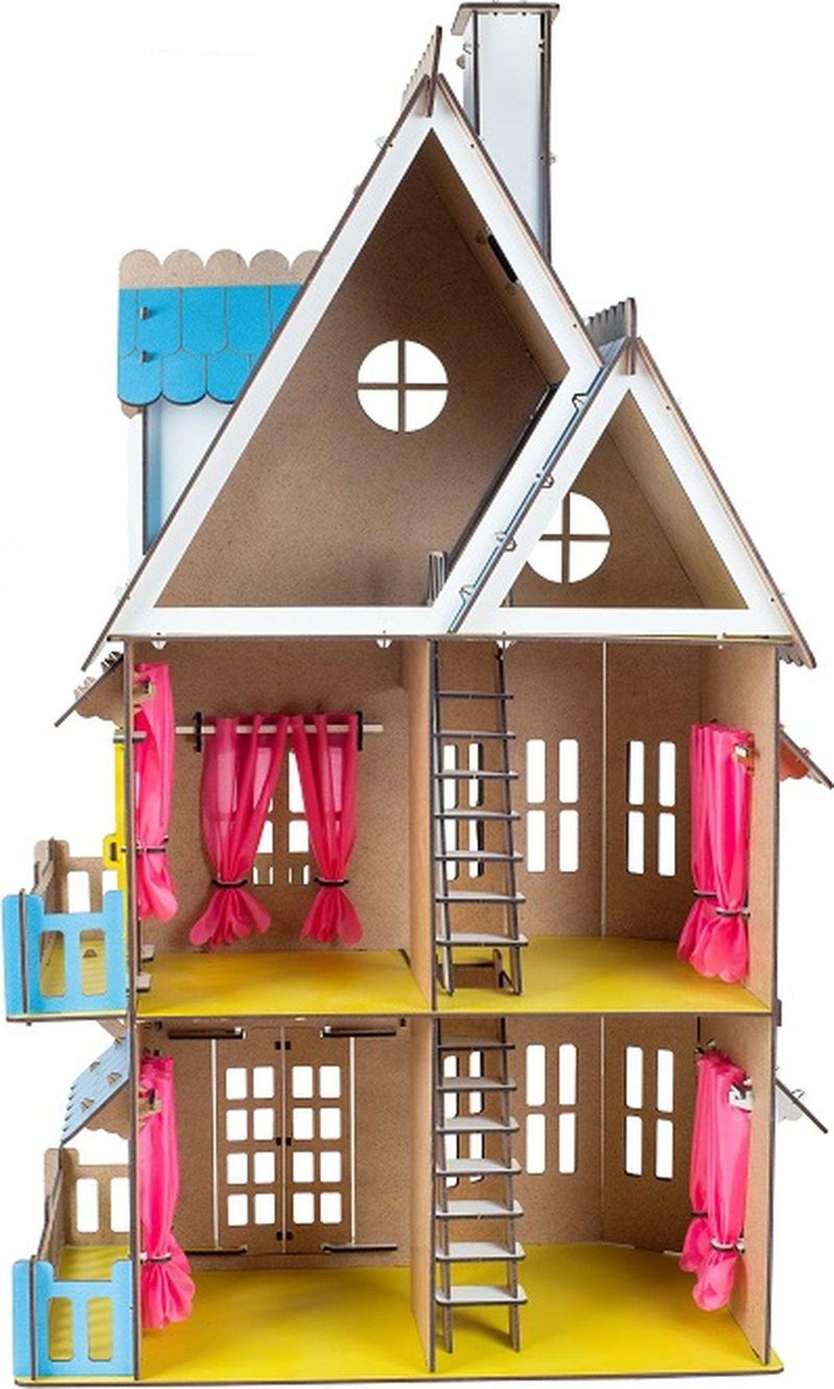 дом для кукол большие картинки быстро