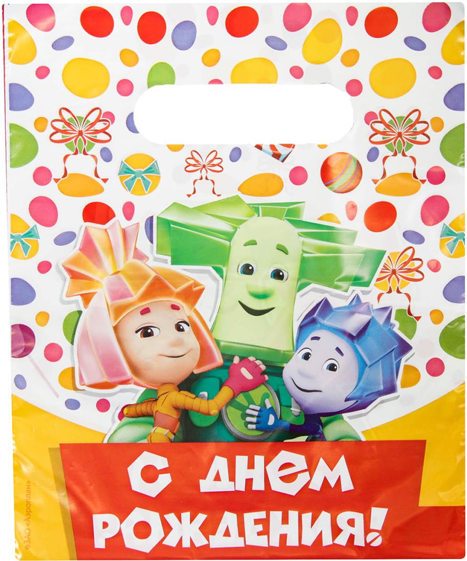 Картинка с фиксиками с днем рождения