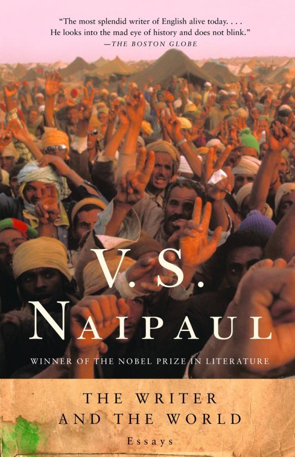v.s. naipaul essays