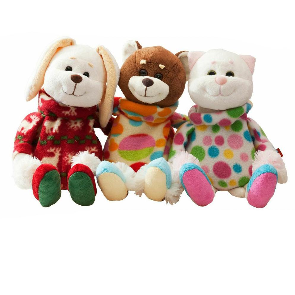 Мягкие игрушки для малышей